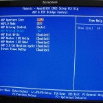 Neoware CA22 AGP Bridge Control