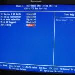 Neoware CA22 CPU and PCI Bus Control