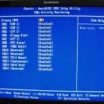 Neoware CA22 IRQs Activity Monitoring