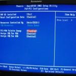 Neoware CA22 PnP-PCI Configurations